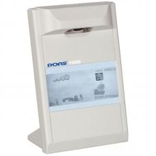 Инфракрасный детектор банкнот DORS 1000 (серый)
