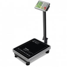 """Весы напольные M-ER 335 ACPU-60.10 """"TURTLE"""" с расч. стоимости LCD"""