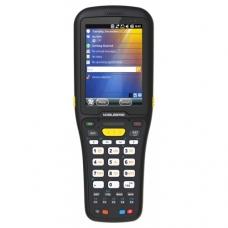 Терминал сбора данных DS5 RFID UHF(4.3inch, 1D laser, Wifi b/g/n, BT, WinEH 6.5, 512Mb RAM/1Gb ROM, Numeric, IP67, АКБ 5200 mAh, подставка)