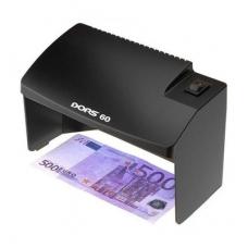 Ультрафиолетовый детектор банкнот DORS 60 (черный)