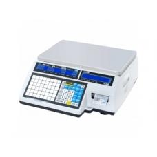 Весы с печатью этикеток CAS CL-5000J-06IB