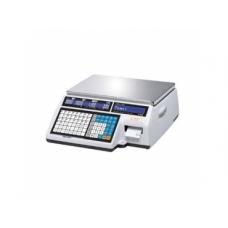 Весы с печатью этикеток CAS CL-5000J-30IB