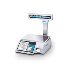 Весы с печатью этикеток CAS CL-5000J-15IP