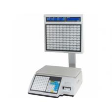 Весы с печатью этикеток CAS CL-5000J-30IS