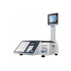 Весы с печатью этикеток CAS CL-3000J-15P