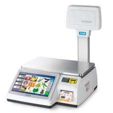 Весы с печатью этикеток CAS CL-7000-15P