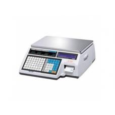 Весы с печатью этикеток CAS CL-5000-15B