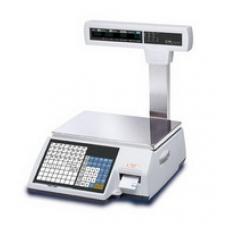 Весы с печатью этикеток CAS CL-5000-15Р