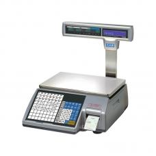 Весы с печатью этикеток CAS CL-5000J-15Р