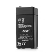 Аккумулятор кислотный герметичный  4В 4,5А/ч