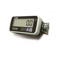 Весовой двухинтервальный индикатор CAS PDI (ЖК-дисплей (30мм), АБ, RS232, кронштейн, для Геркулеса)