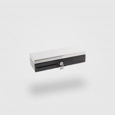 Денежный ящик POScenter 2460 (серебро, SHTRIH)