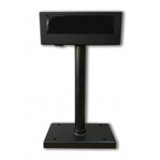 Дисплей покупателя POScenter LB-220 (черный, подставка, USB)
