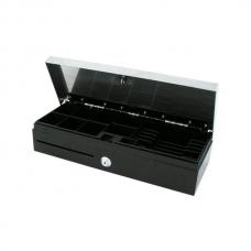 Денежный ящик FT460 (flip-top, интерфейс Epson, кабель 3м, черный)
