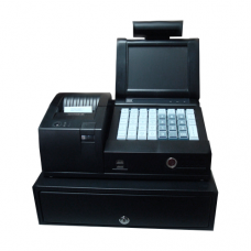 "POS-терминал ""ШТРИХ-LightPOS WinCE 6.0"" SLIM 001 R2 (черный, РМК ""ШТРИХ-М: Кассир miniPOS"")"