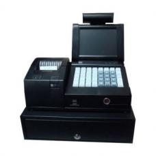 """POS-система """"ШТРИХ-LightPOS WinCE 6.0"""" 001 R2 (черный, ККТ ШТРИХ-ЛАЙТ-01Ф с ФН)"""