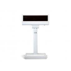 Дисплей покупателя POSua LPOS-VFD (бежевый, USB)