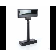 Дисплей покупателя POSua LPOS-VFD (черный, USB)