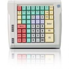 Программируемая клавиатура LPOS-064-Mxx(USB) бежевая