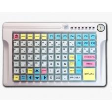 Программируемая клавиатура LPOS-084-Mхх(USB) бежевая (ключ)