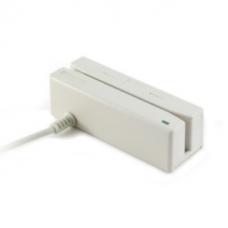 Ридер магнитных карт Zebex ZM-800ST (USB, белый)
