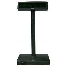 Дисплей покупателя Posiflex PD-2600R-B (RS-232, черный)