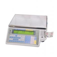 Весы с печатью этикеток DIGI SM-300