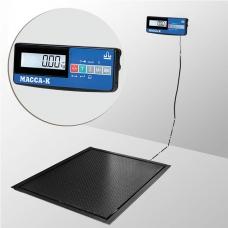 Весы врезные 4D-PMF-12/10-500-A(RUEW)