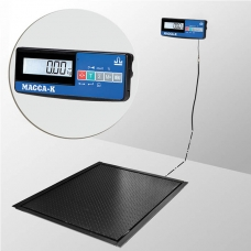 Весы врезные 4D-PMF-20/15-1000-A(RUEW)