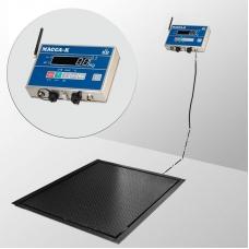 Весы врезные 4D-PMF-12/10-500-AB(RUEW)