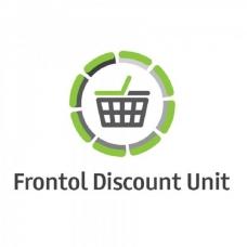 Рабочее место ПО Frontol Discount Unit (1 год)