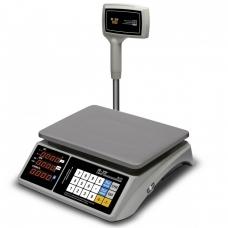 """Весы торговые M-ER 328 ACPX-15.2 """"TOUCH-M"""" LED (COM, USB)"""