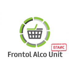 ПО Frontol Alco Unit 3.0 (1 год)