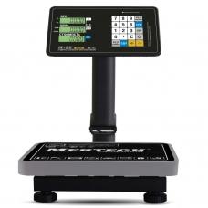 Весы напольные M-ER 333 ACPU-60.20 с расч. стоимости LCD