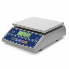 """Весы фасовочные M-ER 326 AF-15.2 """"Cube"""" LCD"""