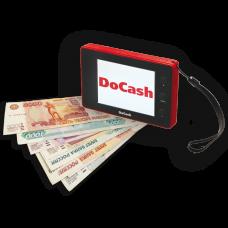 Портативный инфракрасный детектор банкнот DoCash Micro