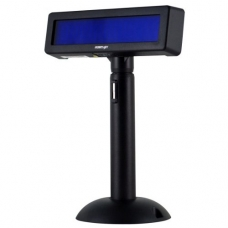 Дисплей покупателя Posiflex PD-2800B (USB, черный)