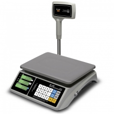 """Весы торговые M-ER 328 ACPX-15.2 """"TOUCH-M"""" LCD (COM, USB)"""