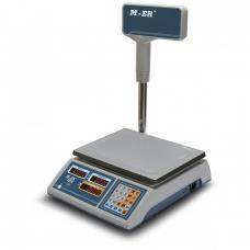 "Весы торговые M-ER 322 ACPX-15.2 ""Ibby"" LED"