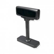 Дисплей покупателя MERTECH PD-1200VFD (черный)